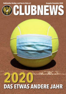 Cover RHTC-Clubnews Dezember 2020